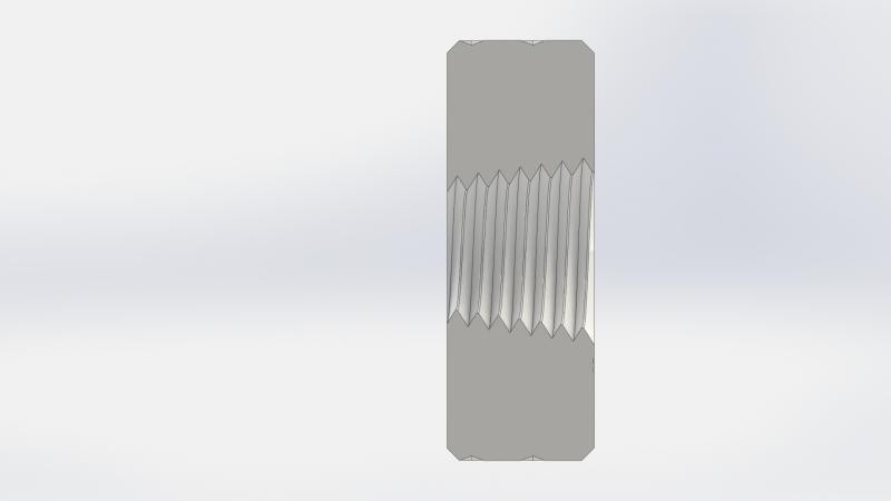 Calibrador de rosca tipo anel