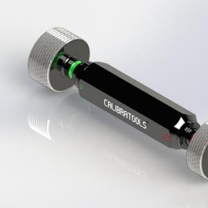 Calibrador de rosca interna